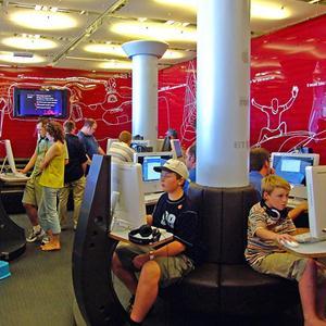 Интернет-кафе Караидельского