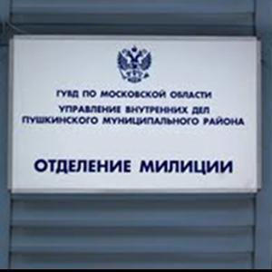 Отделения полиции Караидельского