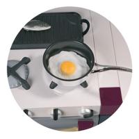 Кафе-пиццерия Встреча - иконка «кухня» в Караидельском